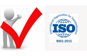 We Have Completed our Education in the Scope of ISO Studies